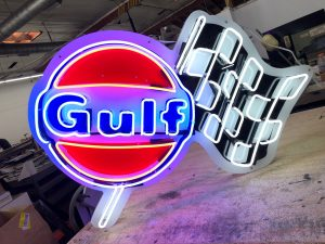 Image of Gulf Neon Sign