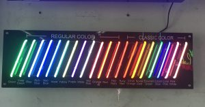 Image of Neon Colors