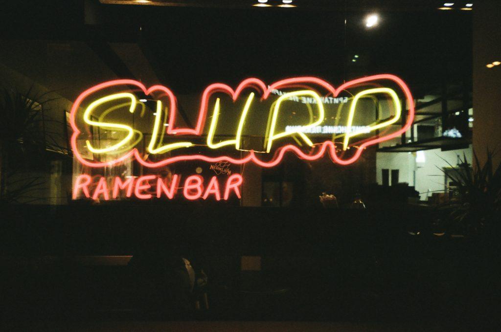 Image of Illuminated Light Sign