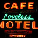 Image of Loveless Cafe Neon Sign