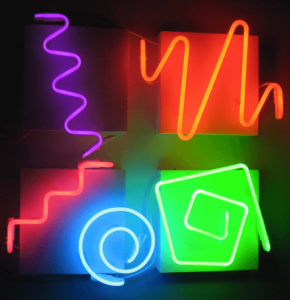 Image of Neon Sign Colors