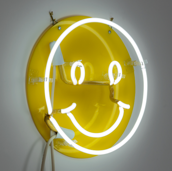 Image of Smile Neon Sign