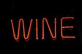 Image of Wine Led Signage