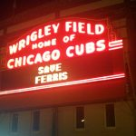 Image of Wrigley Neon Sign