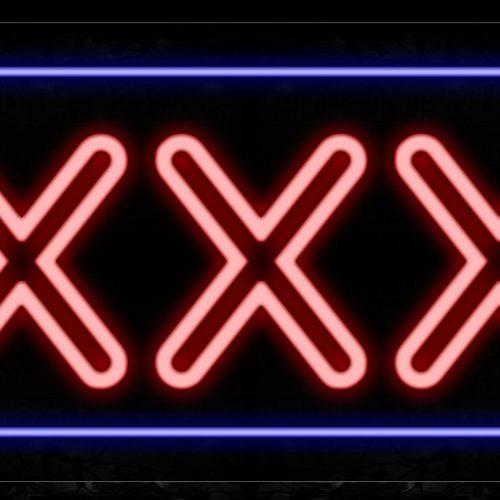 Image of Triple X neon