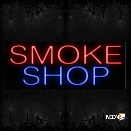 Image of Smoke Hope Neon Sign