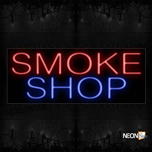 Image of Smoke Hope Neon Sign