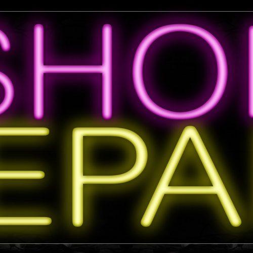 Image of Shoe Repair Neon Sign