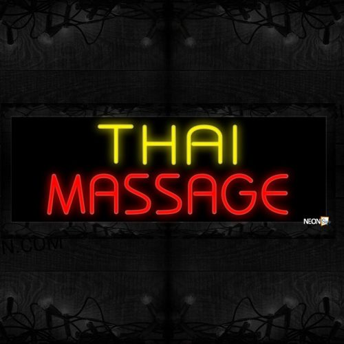 Image of Thai Message Neon Sign