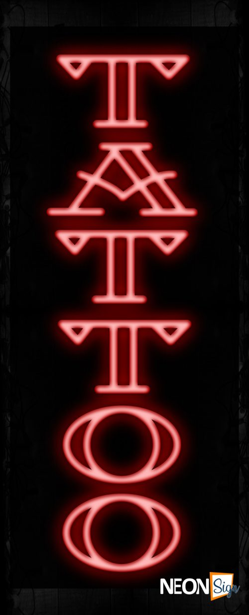 Image of Tattoo Neon Sign