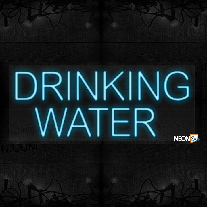 Image of Drinking water LED Flex