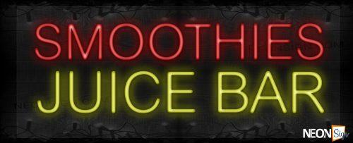 Image of Smoothies Juice bar LED Flex