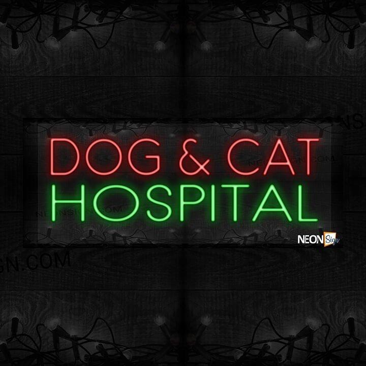 Image of Dog & Cat Animal Hospital LED Flex
