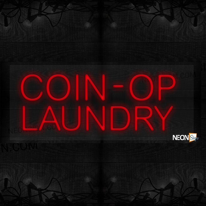 Image of Coin-op Laundry LED Flex